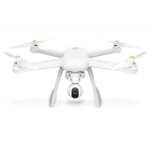 Xiaomi Mi Drone 4K UHD WiFi FPV Quadcopter - WHITE CN PLUG WITH PROPELLER PROTECTOR