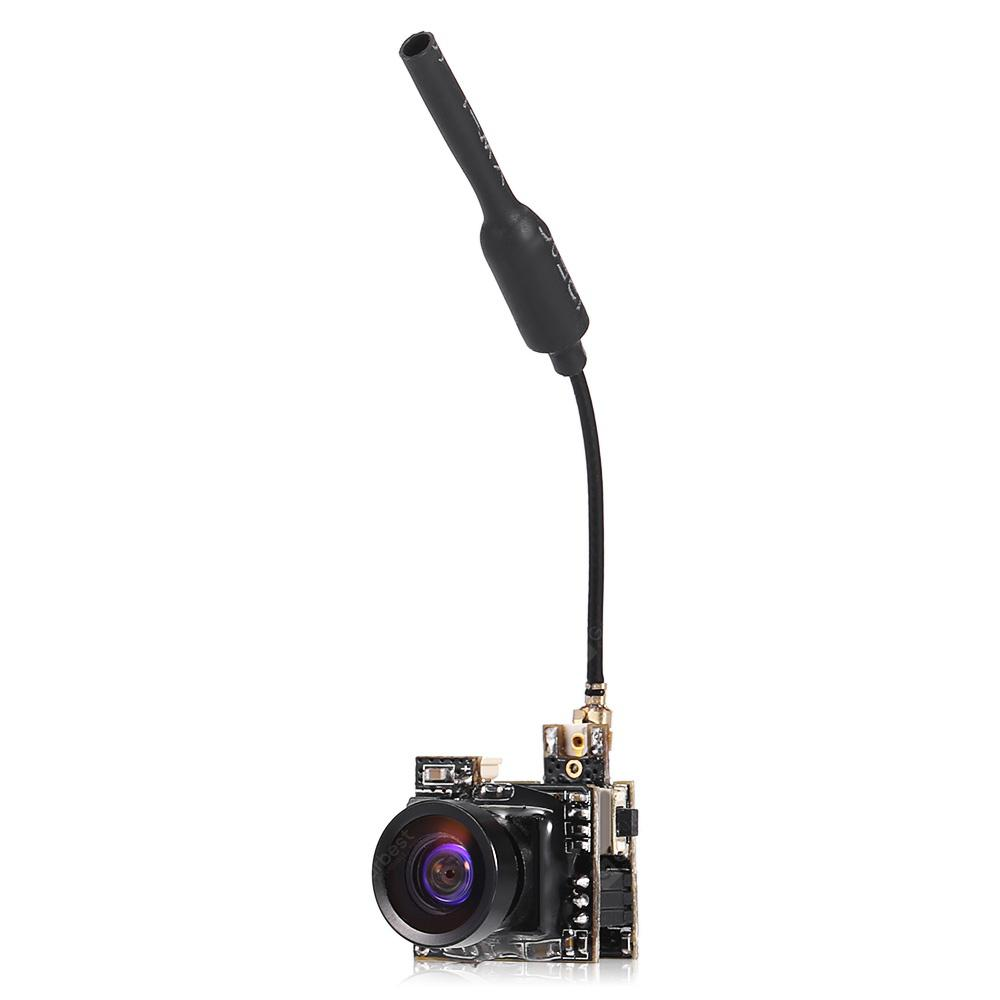 LST - S2 5.8G 800TVL HD Micro CMOS FPV Camera - BLACK