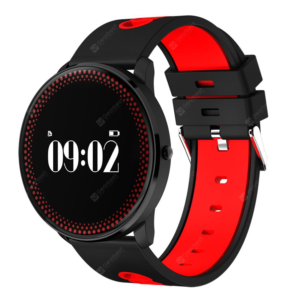 CF007 Waterproof Smart Fitness Bracelet Tracker Heart Rate Blood Pressure Monitor Passometer Smartband