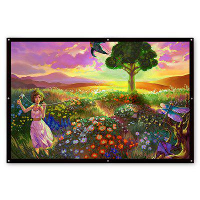Projection Screen 120-inch 16:9