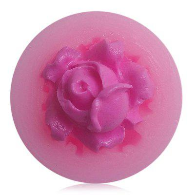 Facemile Rose Cake Fondant DIY Silicone Mold 1pc