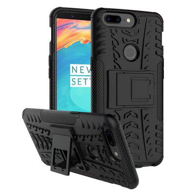 3D Stripe Shatter-proof Cover Case for OnePlus 5T