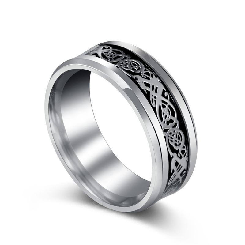 6c5f4d4c802 Stainless Steel Unique Stylish Men Ring -  2.63 Free Shipping ...