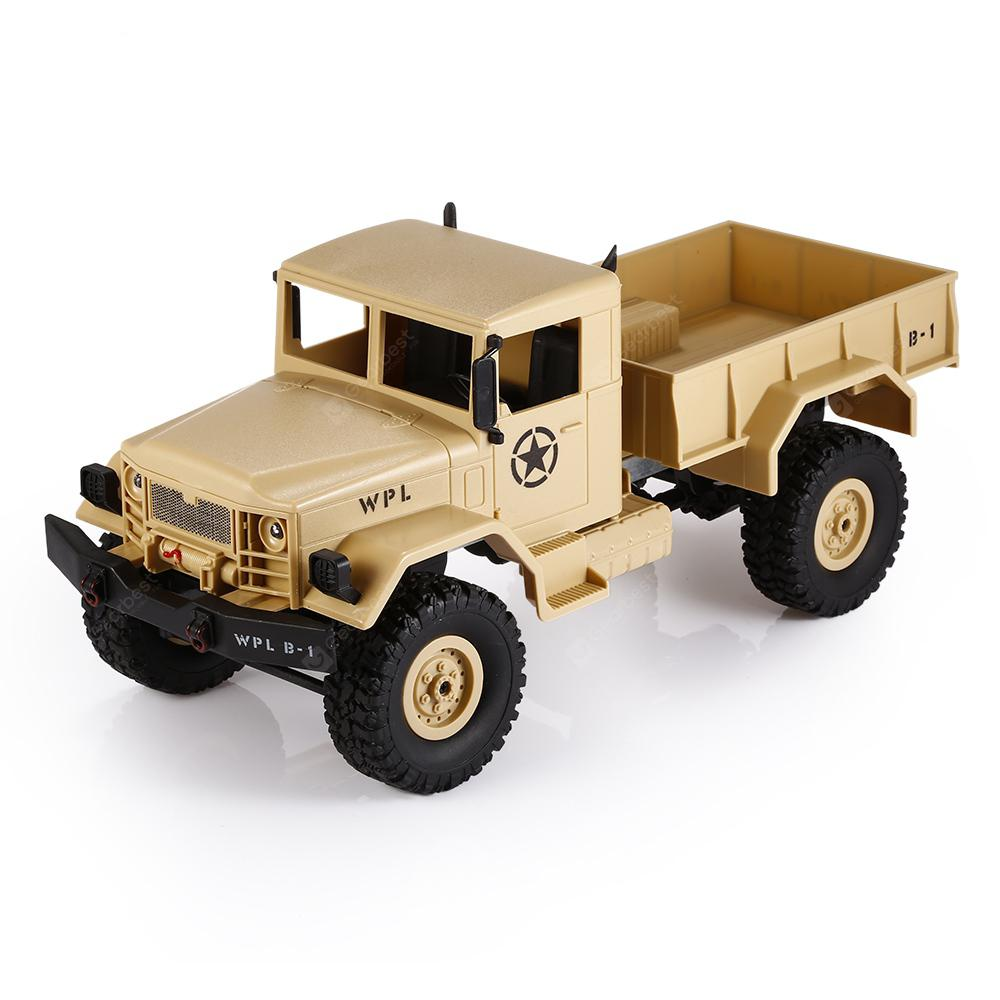 WPL B - 1 1:16 Mini Off-road RC Military Truck - RTR