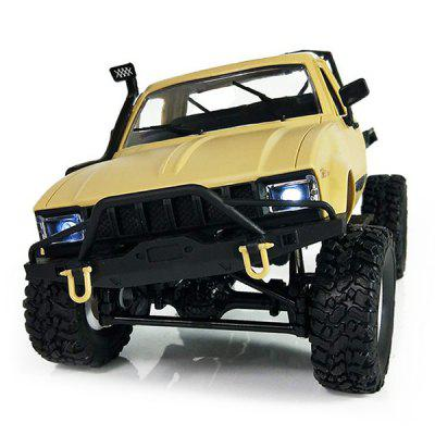 WPL C14 1:16 2.4G 2CH 4WD Mini Off-road RC Semi-truck