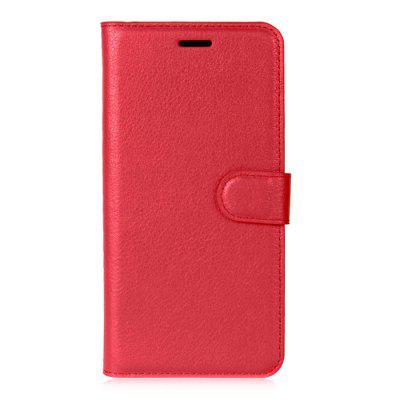 Lichee Grain Card Slot Dirt-proof Cover Case for Xiaomi Redmi 5
