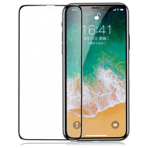 purchase cheap d27ba 302a8 Baseus 9H Hardness Full Screen Protector for iPhone X