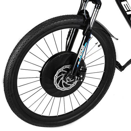 YUNZHILUN 36V - X iMortor 27.5 inch Wheel Front Electric Bike Wheel E-bike