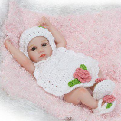 NPK Emulate Reborn Baby Sleep Helper Doll Toy