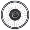 YUNZHILUN 36V - X iMortor 700C Smart  Front Electric Bike Wheel E-bike - BLACK