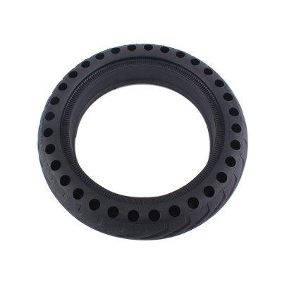 21cm Solid Rear Tire for Xiaomi M365 Electric Scooter original scooter rubber rear wheel for etwow s2 electric scooter
