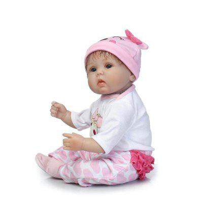 NPK Emulate Reborn Baby Sleep Helper Stuffed Doll