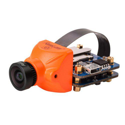 RunCam Mini FPV Camera for RC Drone - ORANGE