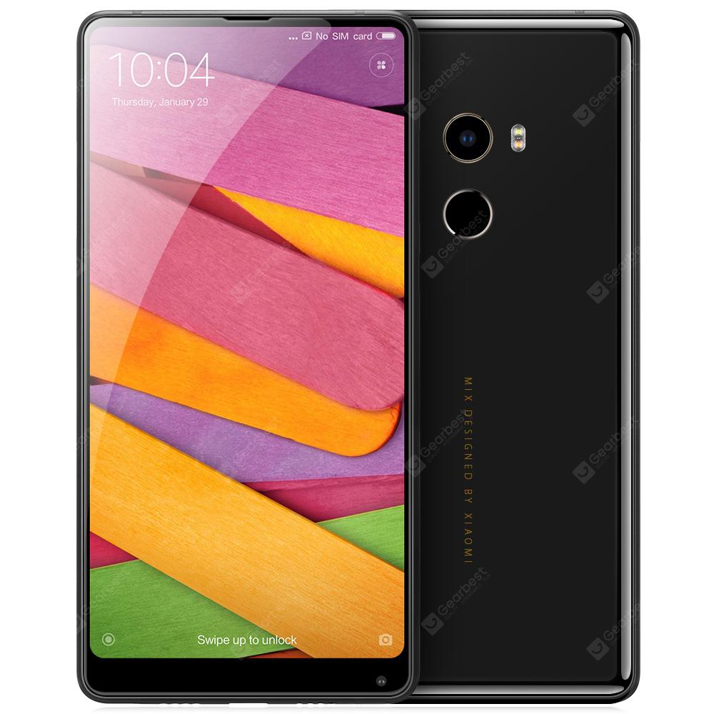 35706c56779 Refurbished Xiaomi Mi Mix 2 4G Phablet 6GB RAM Global Version - Black