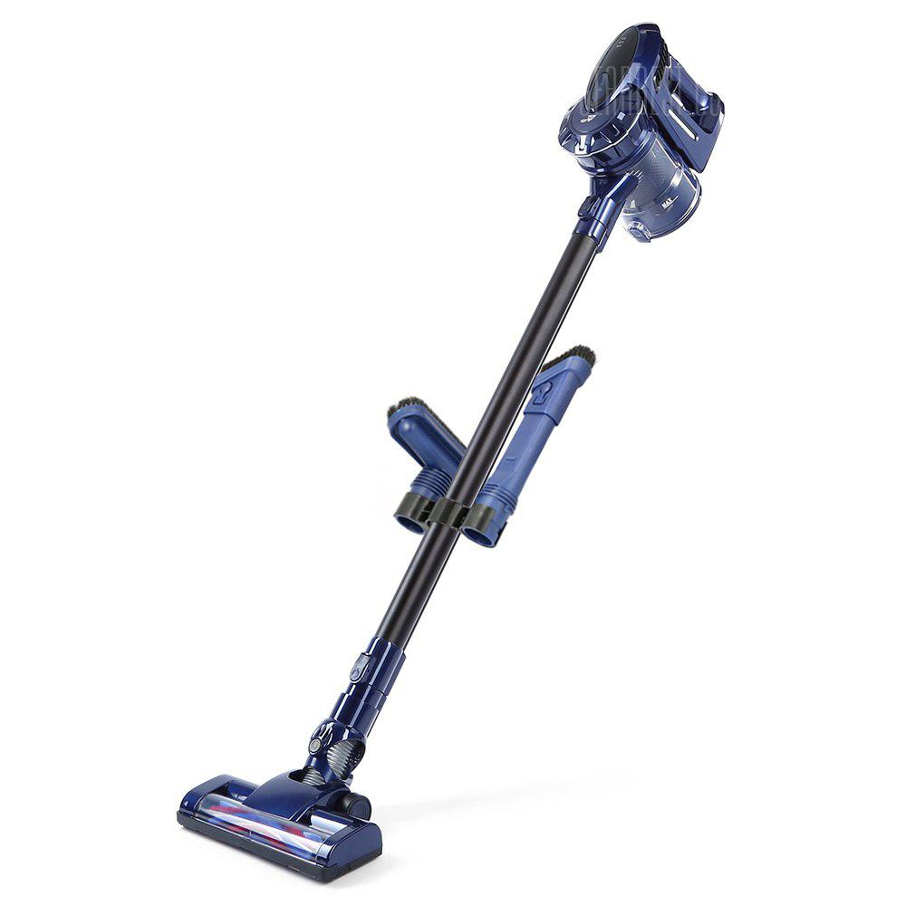 PUPPYOO WP536 Handheld Stick Aspirateur BLUE