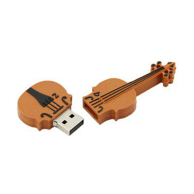 Violino USB 2.0 Flash Drive U Disk