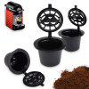 Refillable Coffee Capsule Cup Filter 1PC - BLACK