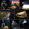 YWXLight 30W LED Headlamp Waterproof Zoomable Flashlight Torch for Camping - MARIGOLD