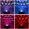 YouOKLight RGB Bluetooth LED Disco Kugel Licht AC85-265V US Stecker - COLORMIX