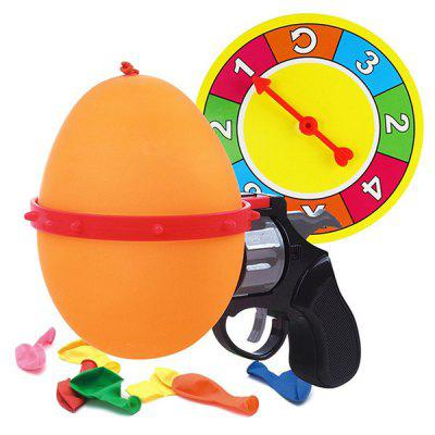 Lucky Roulette Balloon Gun Toy
