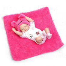 NPK Emulate Reborn Little Girl Baby Doll Peluche