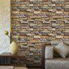 Simulation Waterproof Three-dimensional Brick Sticker