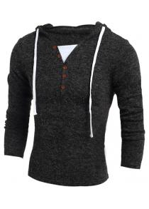26e9dabf90 Mens Sweaters & Cardigans - Crew Neck Sweater and Black Cardigan ...