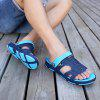 Men Stylish Cool Anti-slip Casual Beach Slippers - BLUE