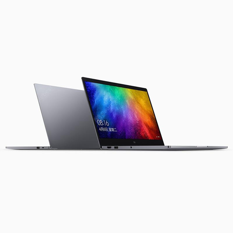 Xiaomi Notebook Air 13.3 英寸 Intel Core i7-8550U 8GB RAM 256GB SSD MX150 Mørk Grå