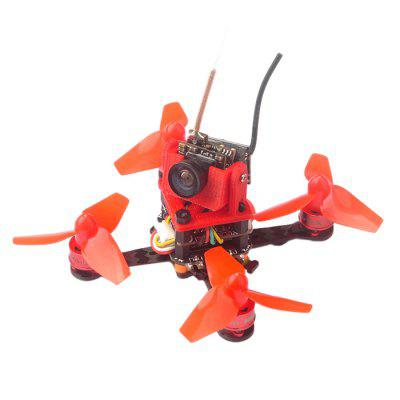 DIY CUTE66 66mm Brushless RC Drone BNF F4 FC