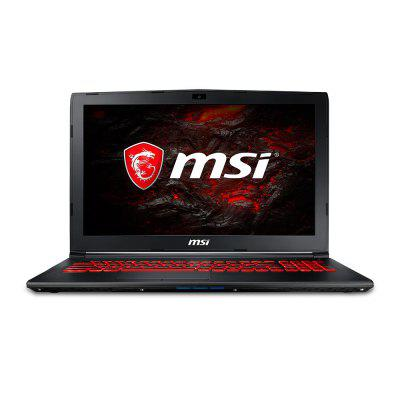 MSI GL62M 7REX - 1650CN Gaming Laptop laptop top cover for msi gs70 2qc 2qe 2qd 20d 2pc red 772a613y77 772a113y77 e2p 77101xx cg0 772a415y77 771a413y77 307772a417y77