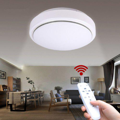 Back To Search Resultslights & Lighting Ceiling Lights Have An Inquiring Mind Led Ceiling Light Modern Lamp Panel Living Room Round Lighting Fixture Bedroom Kitchen Hall Surface Mount Flush Remote Control