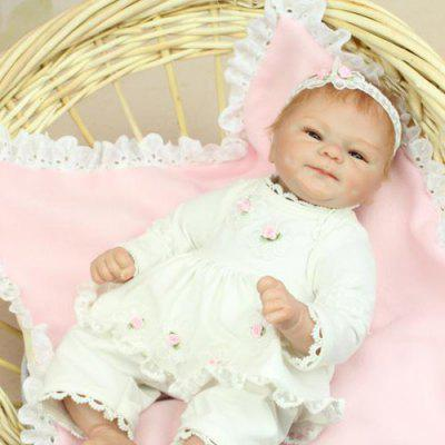 NPK Simulation Reborn Baby Doll Gift Toy Photography Prop