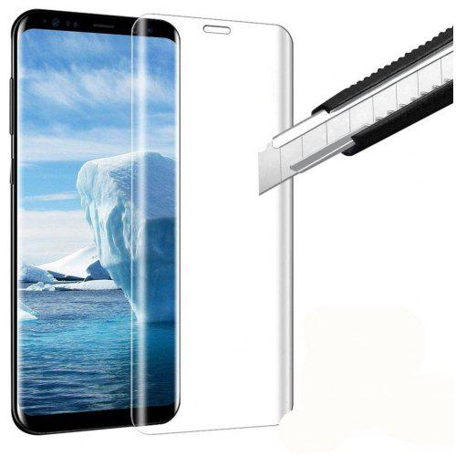 Naxtop Tempered Glass for Samsung Galaxy S9