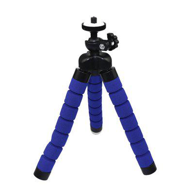 Multifunctional Sponge Octopus Tripod Smartphone Holder