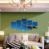 God Painting 2245 Modern Tree Branches Print 5pcs - COLORMIX