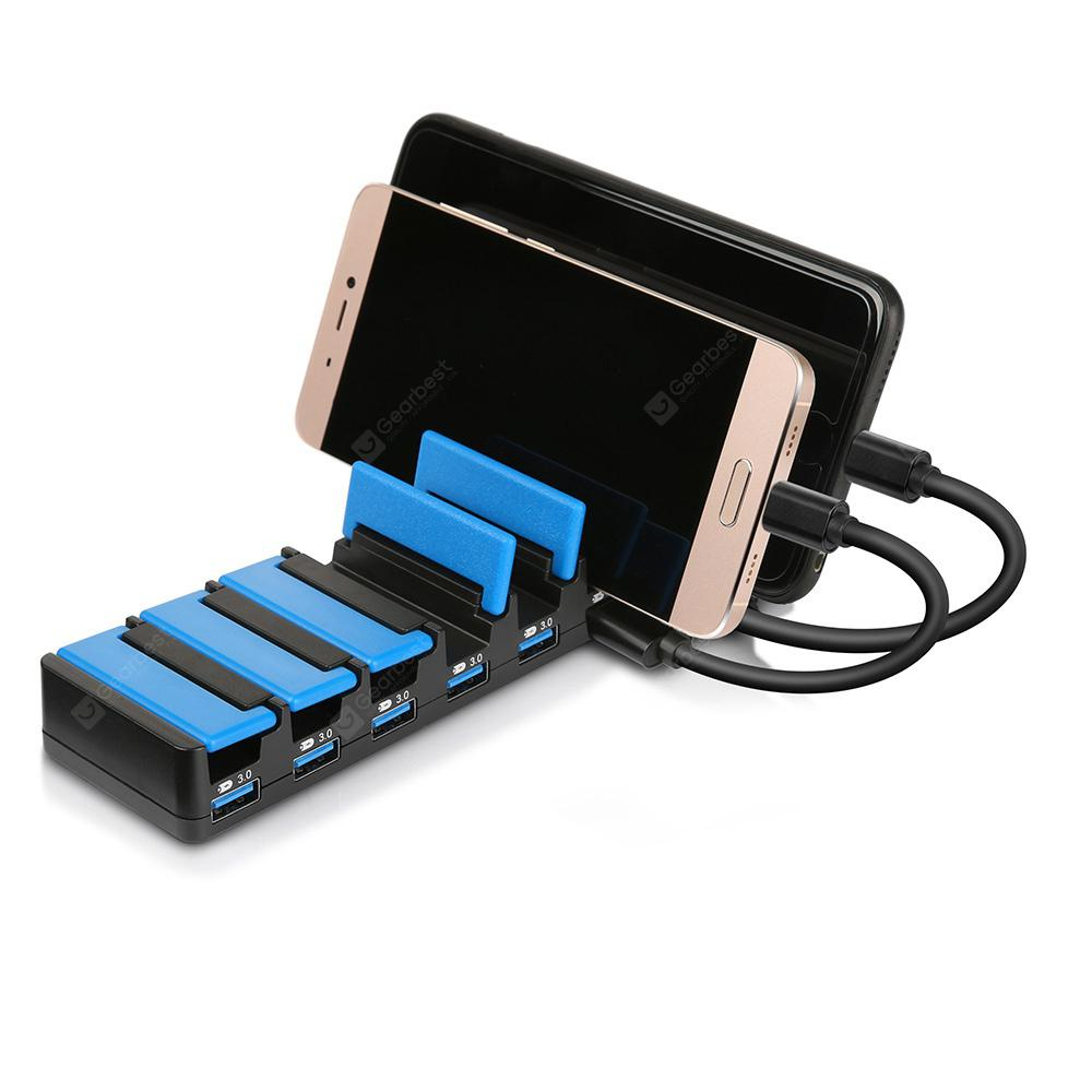 MAD GIGA HY - HB8728U3 - B 7-Port USB 3.0 Data Hub