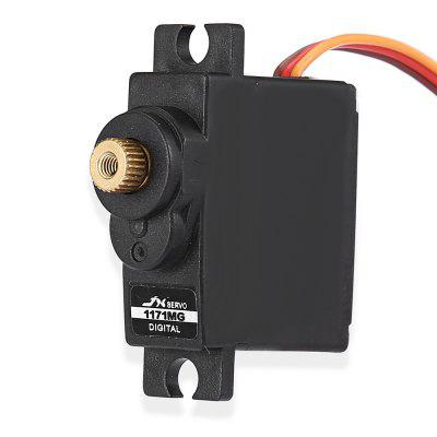 JX PDI - 1171MG Metal Gear Core Motor Micro Digital Servo