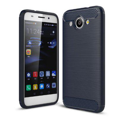 Naxtop Shock-proof Back Case for HUAWEI Y3 2017