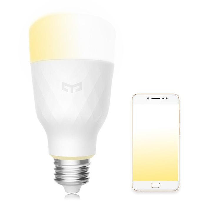 Xiaomi Yeelight YLDP05YL Smart LED Bulb Dimmable AC 100 - 240V 10W - WHITE E27