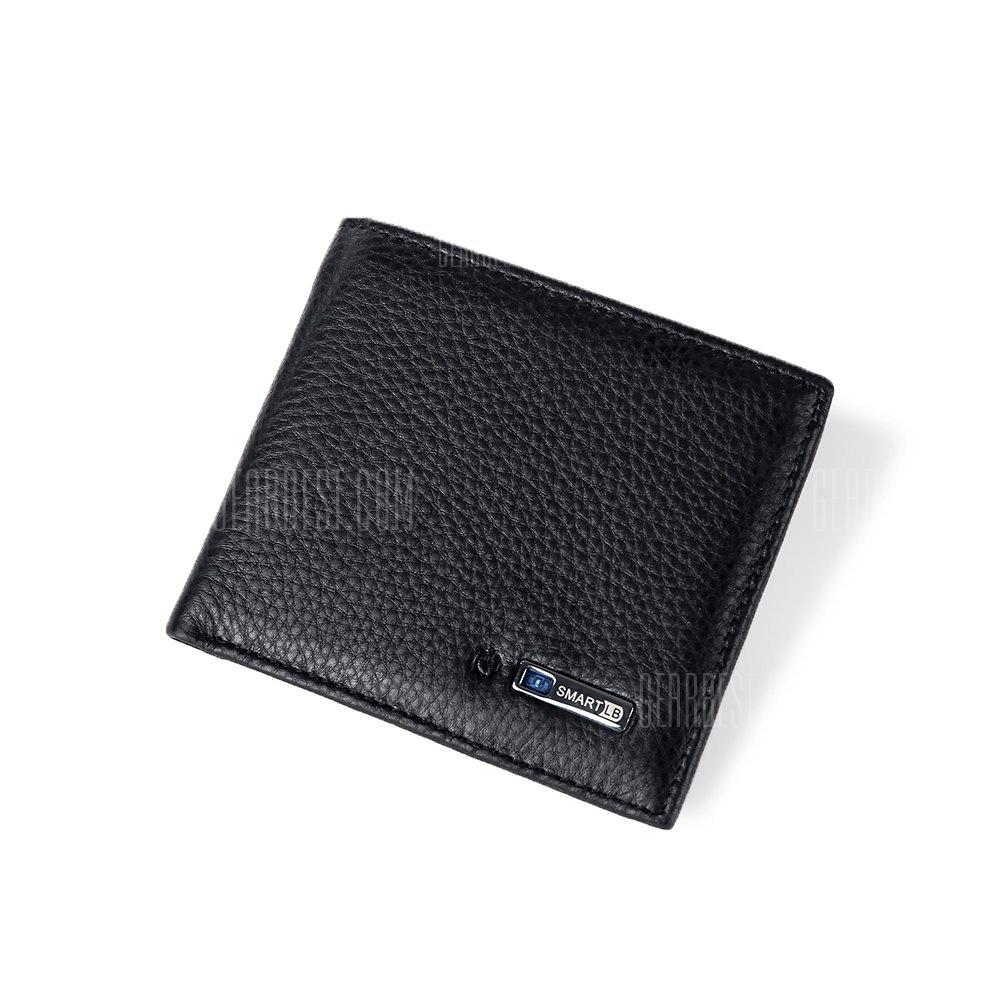 SMARTLB Male Bluetooth Anti Lost / Theft Selfie Smart Wallet