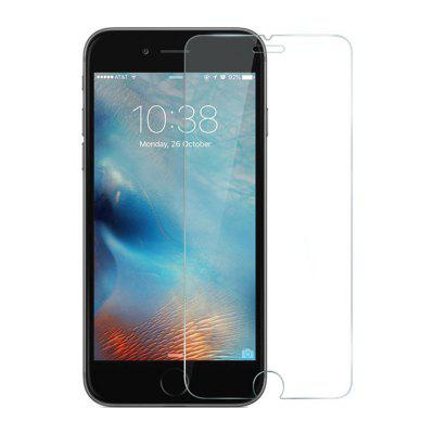 Mr.northjoe Tempered Glass Film Screen Protector for iPhone 6 Plus / 6S Plus 2pcs front back tempered glass for apple iphone 4 4s 5 5s 6 6s plus rear screen protector anti shatter film free shiping