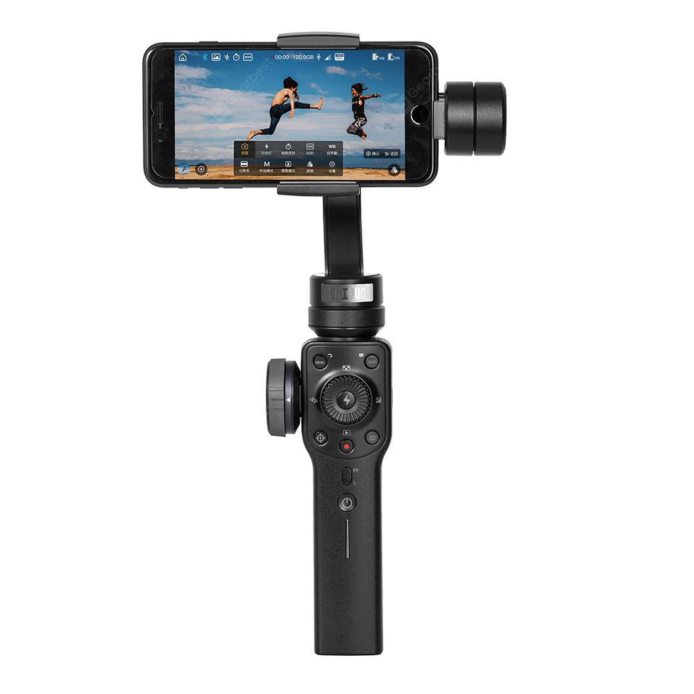 Zhiyun Smooth 4 / SMA04 Handheld Gimbal PhoneGo Mode - BLACK (entrepôt EU)