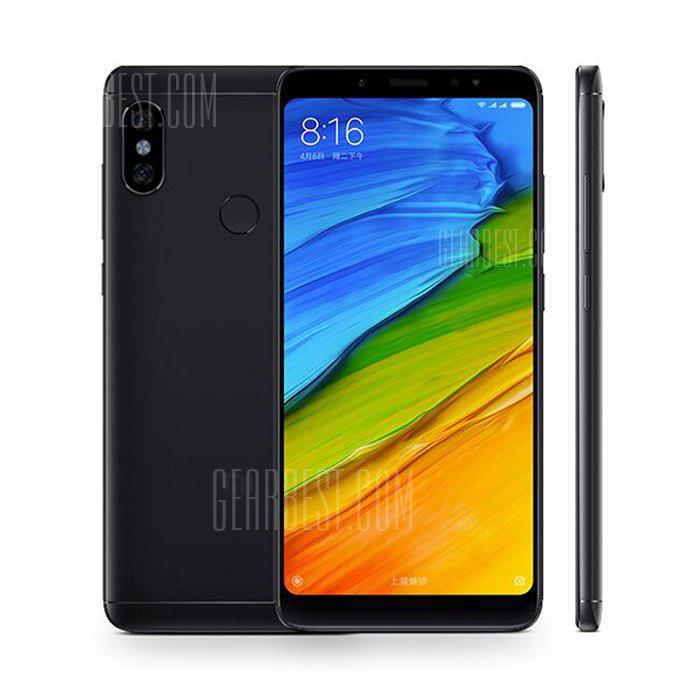 Bons Plans Gearbest Amazon - Xiaomi Redmi Note 5 4G