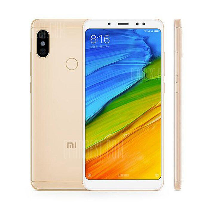ChinaBestPrices - Xiaomi Redmi Note 5 4G Phablet Global Version