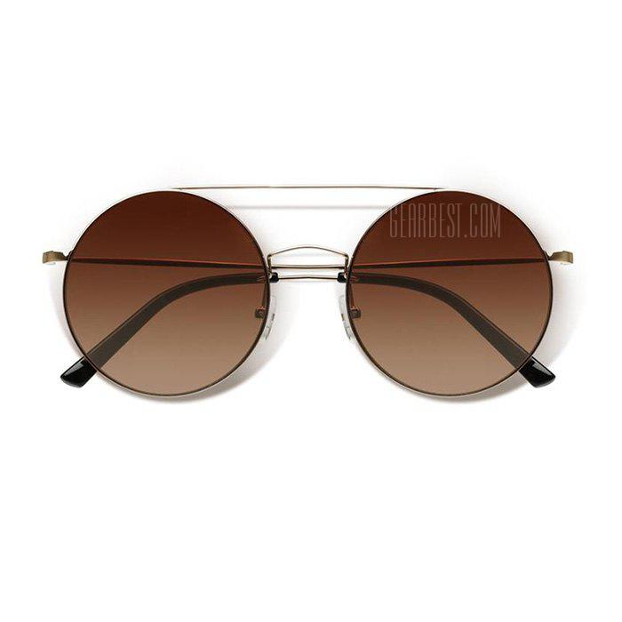 Xiaomi Retro Trendy Unisex Nylon Lens Sunglasses