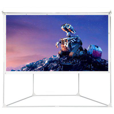 Houzetek Portable Outdoor Projection Screen high quality bare bulb 311 8943 725 10120 lamp for projector dell 1209s 1409x 1609wx projector