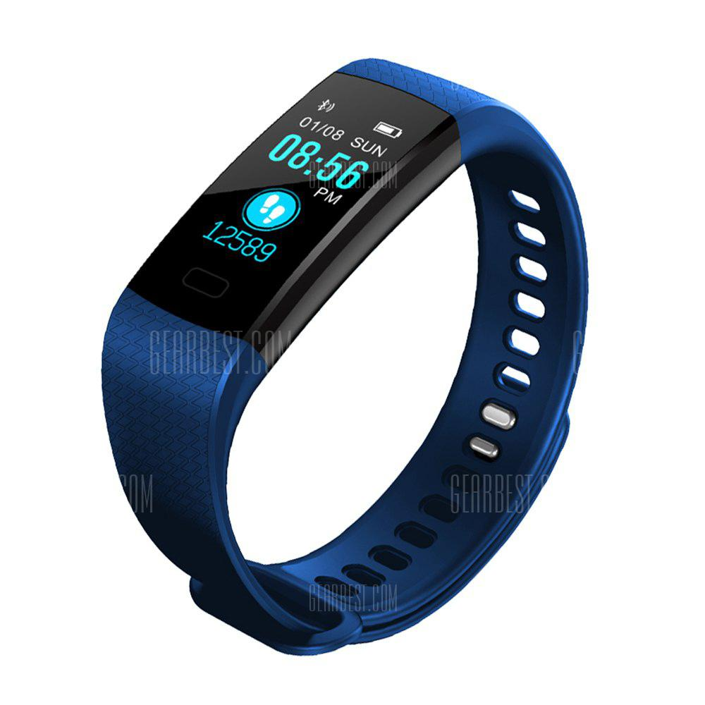 Smart bracelet heart rate and blood pressure