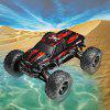 GPTOYS S911 2.4G 1/12 Scale 2WD Electric RC Truck Toy - RED