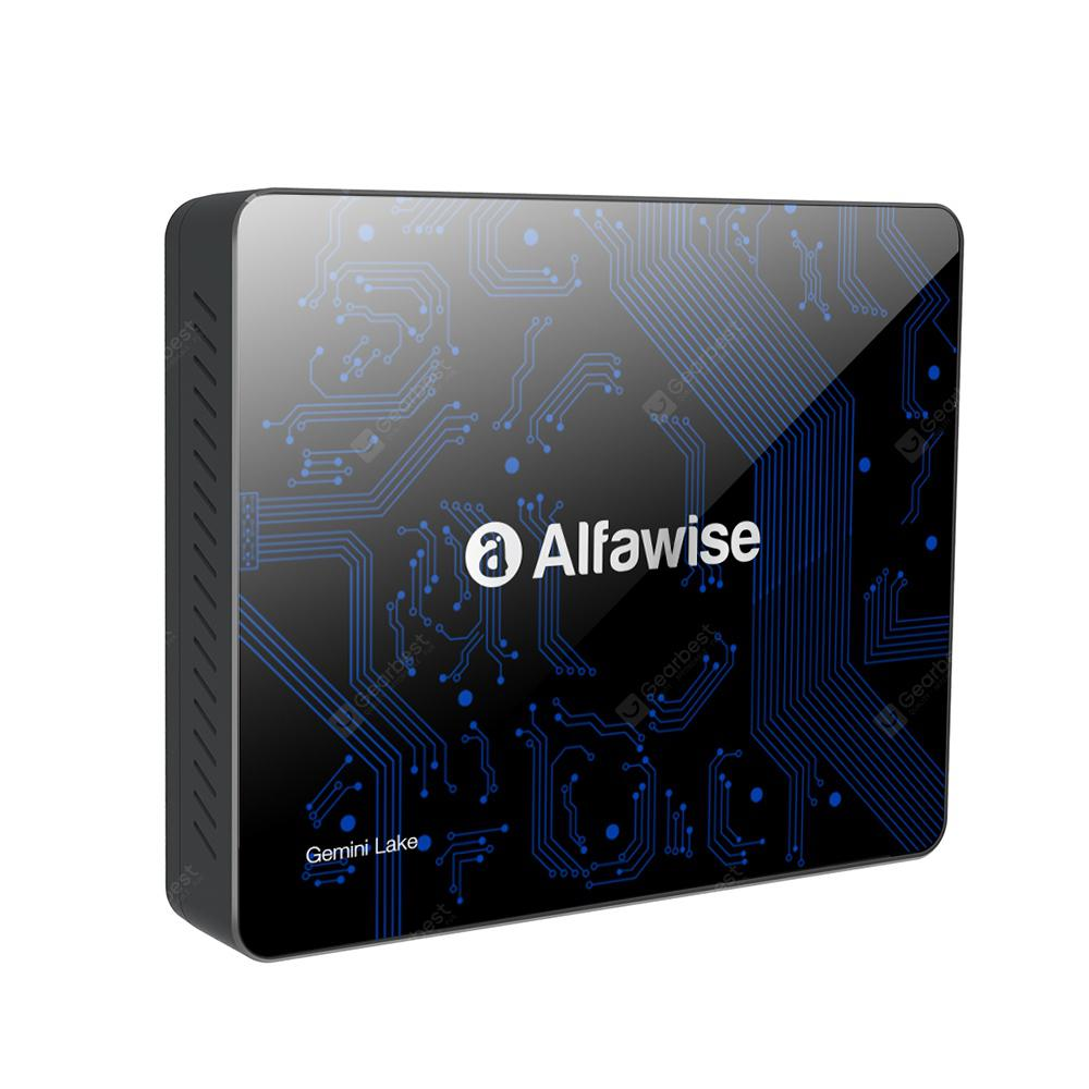 Alfawise T1 Mini PC - BLACK EU PLUG